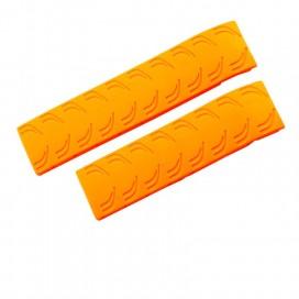 Ремешок Tissot для часов T-Race, 20 мм, оранжевый