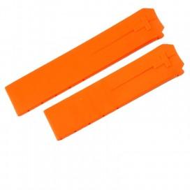 Ремешок Tissot для часов T-Touch, г.в. после 2005, 20 мм, оранжевый