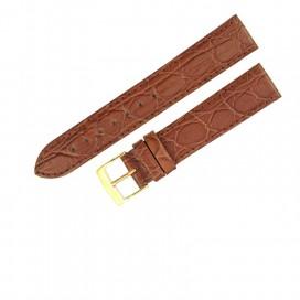 Ремешок Tissot для часов Carson, 18 мм, коньячный