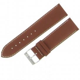 Ремешок Tissot для часов Gents XXL, 22 мм, коричневый