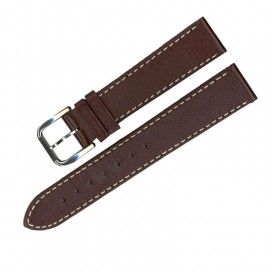 Ремешок Tissot для часов PR 50, 18 мм, коричневый