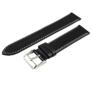Ремешок Tissot для часов PR 100, 19 мм, черный