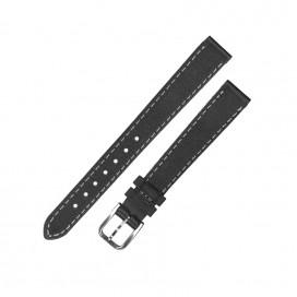Ремешок Tissot для часов PR 50, черный, 12 мм