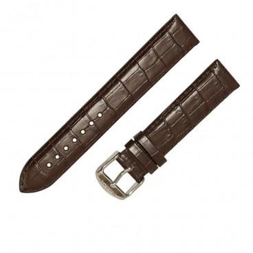 Ремешок Tissot для часов Classic Dream, коричневый, 19 мм