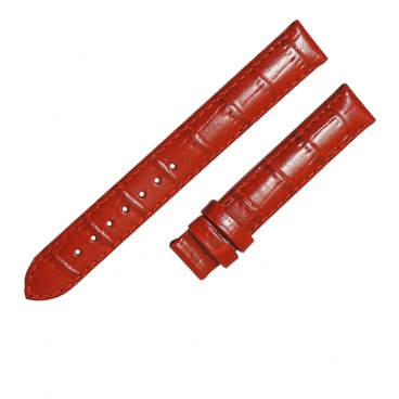 Ремешок Tissot для часов T-Wave, красный, 14 мм