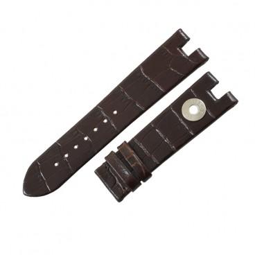 Ремешок Tissot для часов Odaci-T, коричневый, 20 мм
