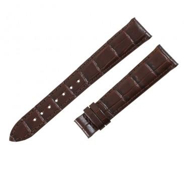 Ремешок Tissot для часов PRC 100, коричневый, 17 мм