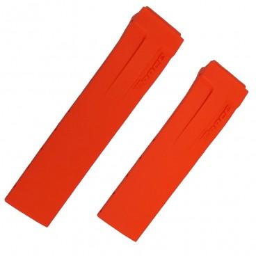 Ремешок Tissot для часов T-Race, красный, 21 мм