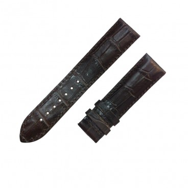 Ремешок Tissot для часов Carson, коричневый, 21 мм