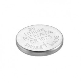 Батарейка Renata CR1025 (BR1025), 2 шт.