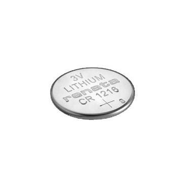 Батарейка Renata CR1216 (BR2116), 2 шт.