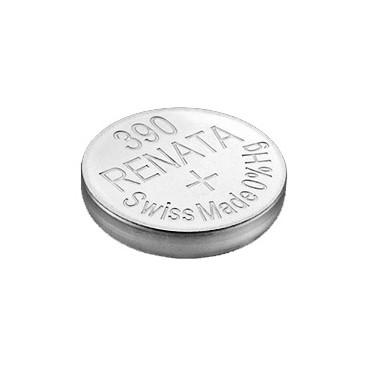 Батарейка Renata 390 (SR1130SW, SR1130, SR54), 3 шт.