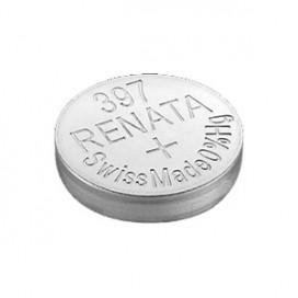 Батарейка Renata 397 (SR726SW, SR726, SR59), 3 шт.