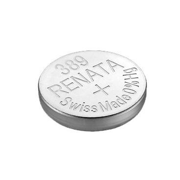Батарейка Renata 389 (SR1130W, SR1130, SR54), 2 шт.