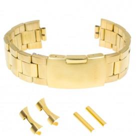 Мультисистемный браслет Stailer модель 85103 позолота