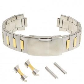Мультисистемный браслет Stailer модель 85402 биколор