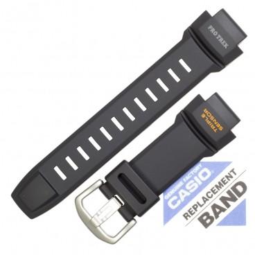 Ремешок CASIO PRG-550 с оранжевой надписью, 10412703