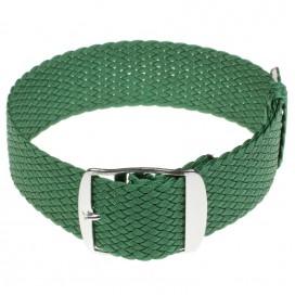 Перлоновый ремешок, зеленый