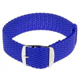 Перлоновый ремешок, ярко-синий