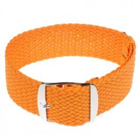 Перлоновый ремешок, оранжевый