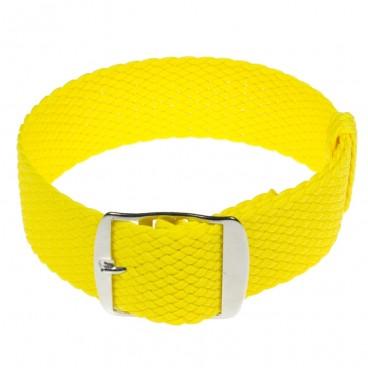 Перлоновый ремешок, желтый