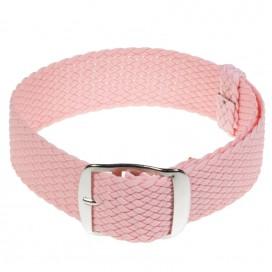 Перлоновый ремешок, розовый