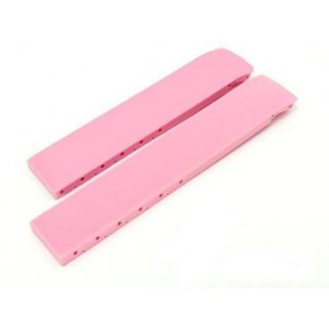 Каучуковый ремешок Tissot для часов T-Race (женских), розовый