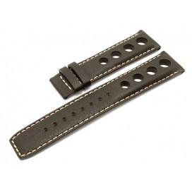 Кожаный ремешок Tissot для часов PRS516 (J564/664), коричневый