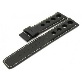 Ремешок Tissot для часов PRS 516, 20 мм, черный