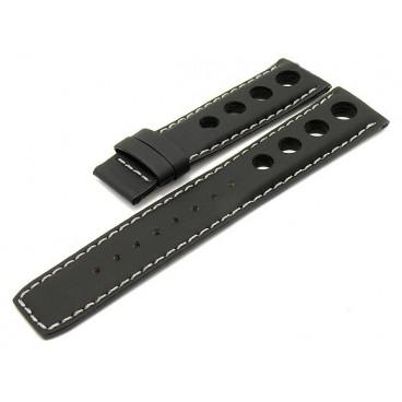Кожаный ремешок Tissot для часов PRS516 (J564/664), черный