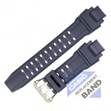 Ремешок CASIO GA-1000, синий, 10435443