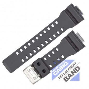 Ремешок CASIO GA-110C, темно-серый, 10366716