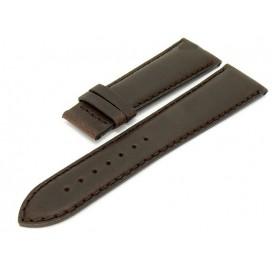 Ремешок Tissot для часов Quadrato, 22 мм, коричневый