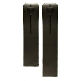 Ремешок Tissot для часов T-Touch Expert, 21 мм, черный