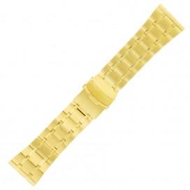 Желтый браслет модель 304