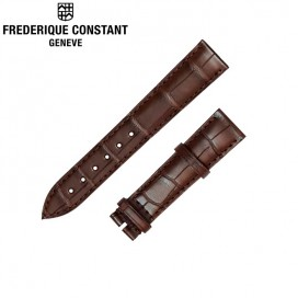Ремешок Frederique Constant, коричневый 18 мм