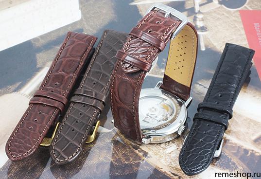 Ремешки для часов Di-Modell Croco Bentley