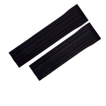 Ремешок Tissot для часов Quadrato, 22 мм, черный