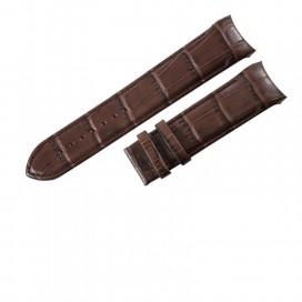 Ремешок Tissot для часов Couturier, 22 мм, коричневый
