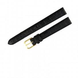 Ремешок Tissot для часов Old Desire (T825/725), 12 мм, черный