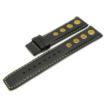 Ремешок Tissot для часов PRS 516 (J564/664), 20 мм, черный