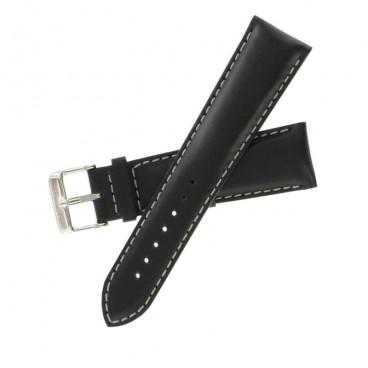 Ремешок Tissot для часов V8, 22 мм, черный