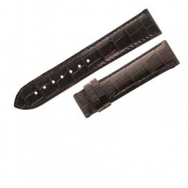 Ремешок Tissot для часов Visodate, 20 мм, коричневый