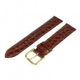 Ремешок Tissot для часов Old Desire (T870/970), 18 мм, коричневый