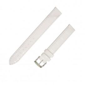 Ремешок Tissot для часов Classic Dream, белый, 14 мм