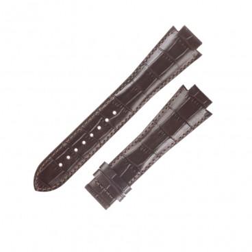 Ремешок Tissot для часов TXL/TXS, коричневый, 24 мм, XL