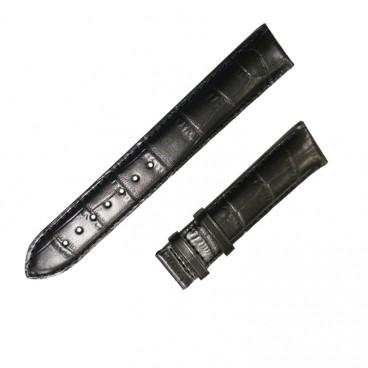 Ремешок Tissot для часов PRC 200, черный, 19 мм, XL