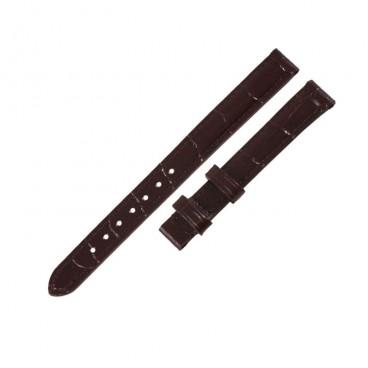 Ремешок Tissot для часов Happy Chic, коричневый, 11 мм