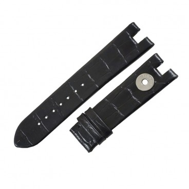 Ремешок Tissot для часов Odaci-T, черный, 20 мм