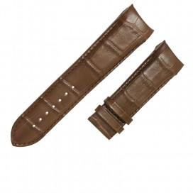 Ремешок Tissot для часов Couturier, коричневый, 24 мм